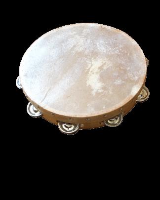 large tambourine - goat skin