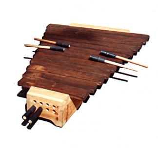amadinda, xylofon för samspel